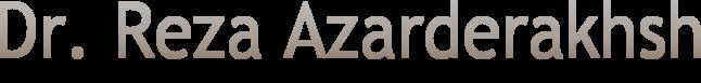 Dr. Reza Azarderakhsh