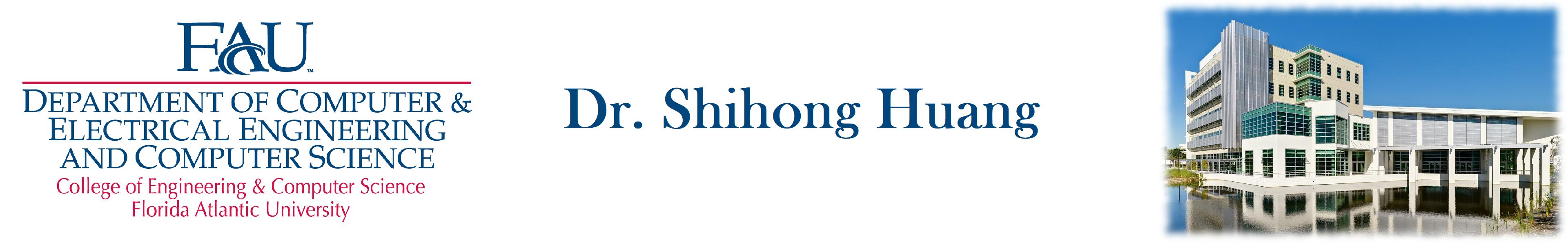 Dr. Shihong Huang
